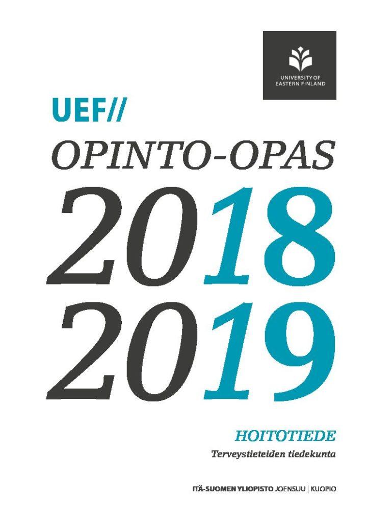Uef Kauppatieteet Opinto-Opas