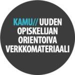 KAMU//uuden opiskelijan verkkomateriaali