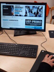 , Struggling with UEF Primo?, UEF Kamu, UEF Kamu
