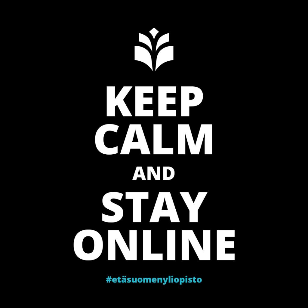 Uef Korona Keep Calm And Stay Online